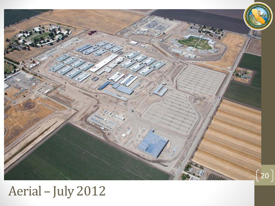 Aerial – July 2012 20