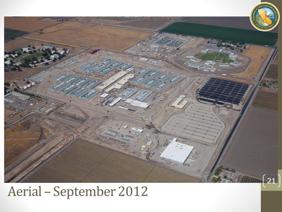 Aerial – September 2012 21