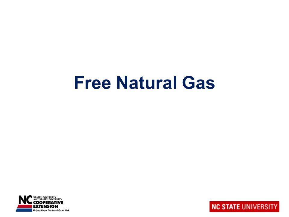 Free Natural Gas