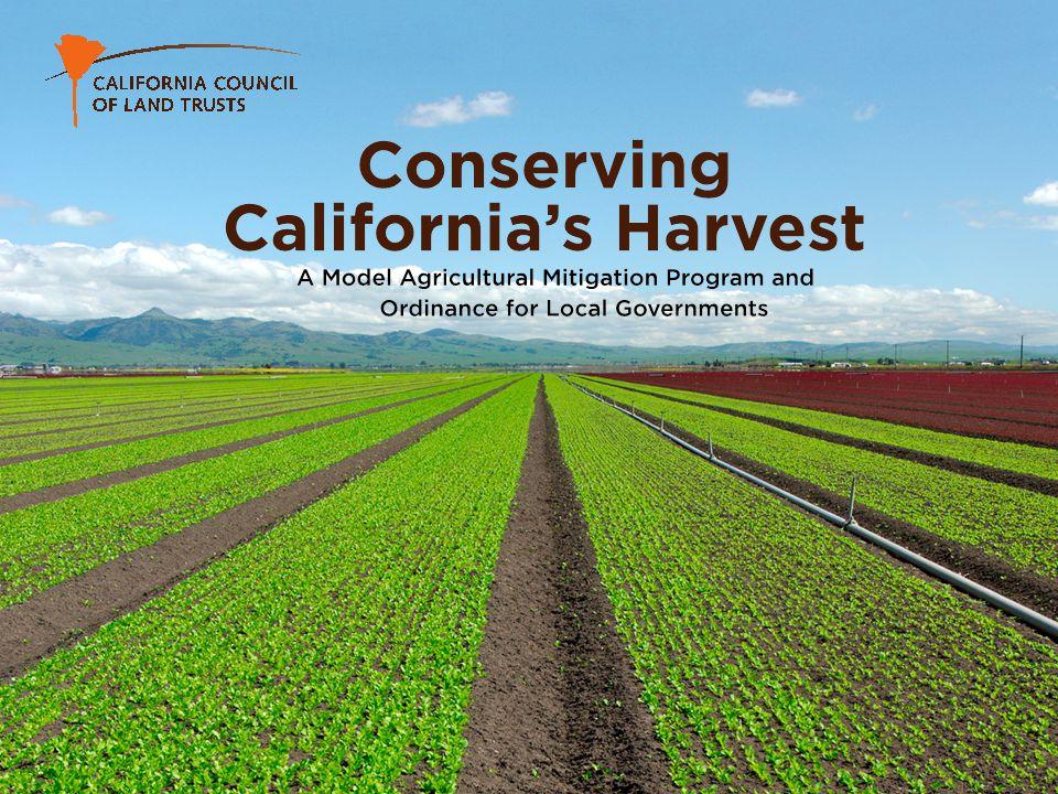 Management of Farmland Mitigation Endowments What is an Endowment.