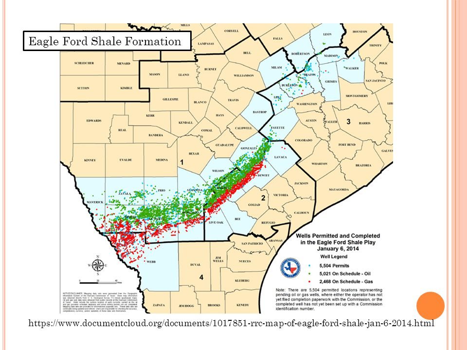 https://www.documentcloud.org/documents/1017851-rrc-map-of-eagle-ford-shale-jan-6-2014.html Eagle Ford Shale Formation