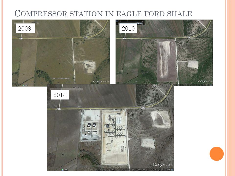 C OMPRESSOR STATION IN EAGLE FORD SHALE 20082010 2014