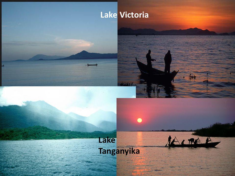 Lake Victoria Lake Tanganyika