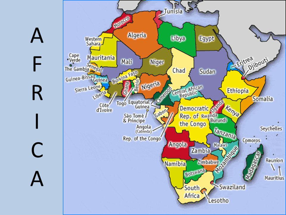 Savanna: is an area of vast grassland.65% of Africa.