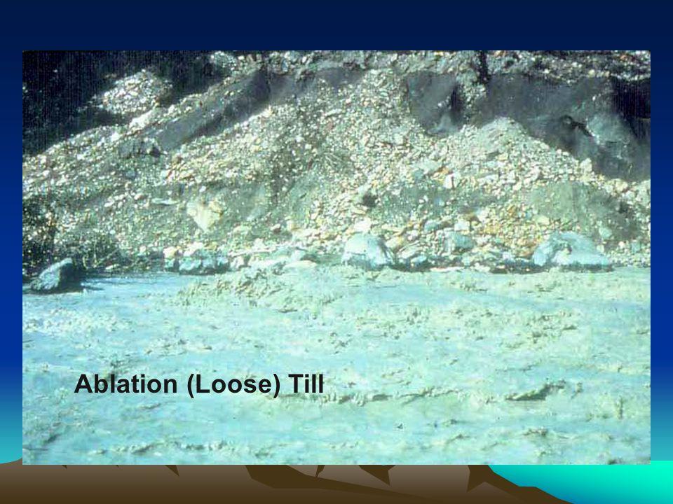 Ablation (Loose) Till