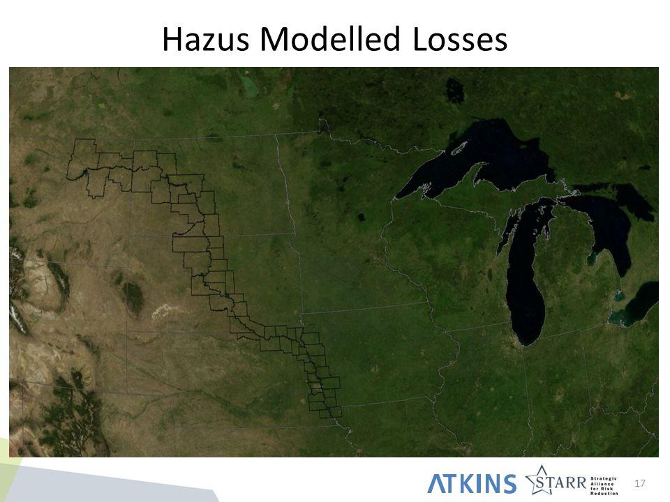 Hazus Modelled Losses 17