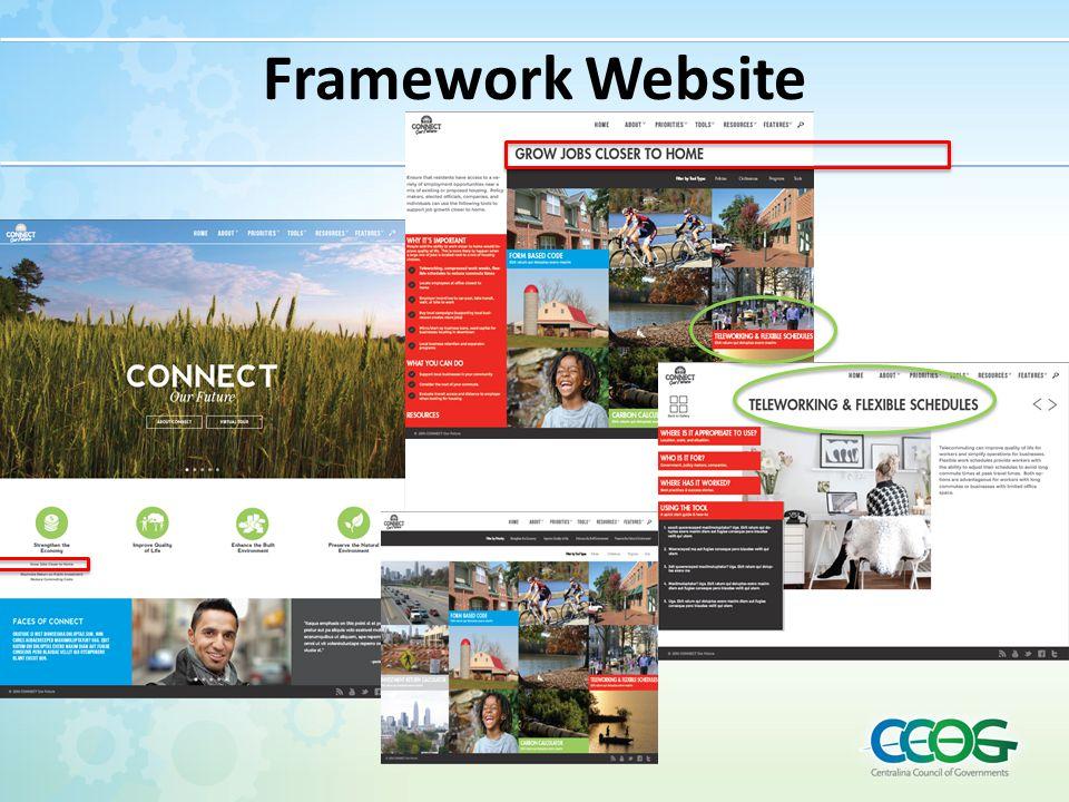 Framework Website