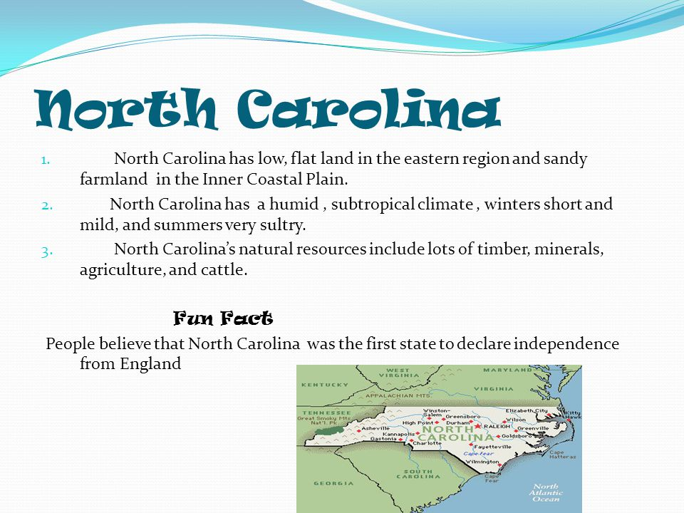 where We would like to live in South Carolina if we were settlers because it has rich soil, tidewater, and a long growing season.