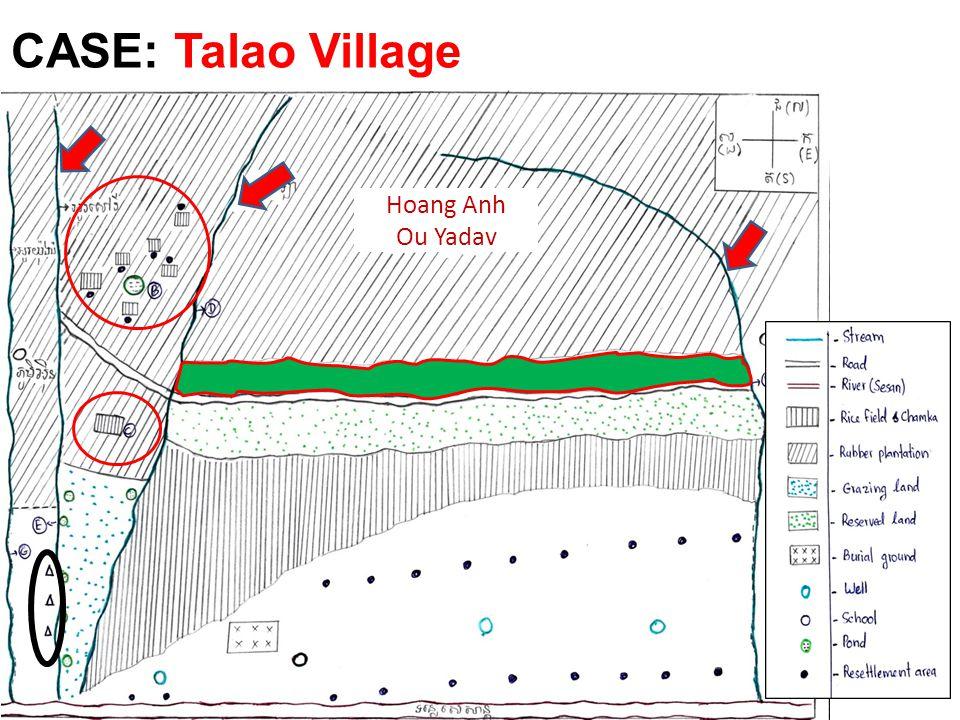 Hoang Anh Ou Yadav CASE: Talao Village