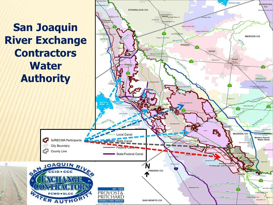 2 NN San Joaquin River Exchange Contractors Water Authority