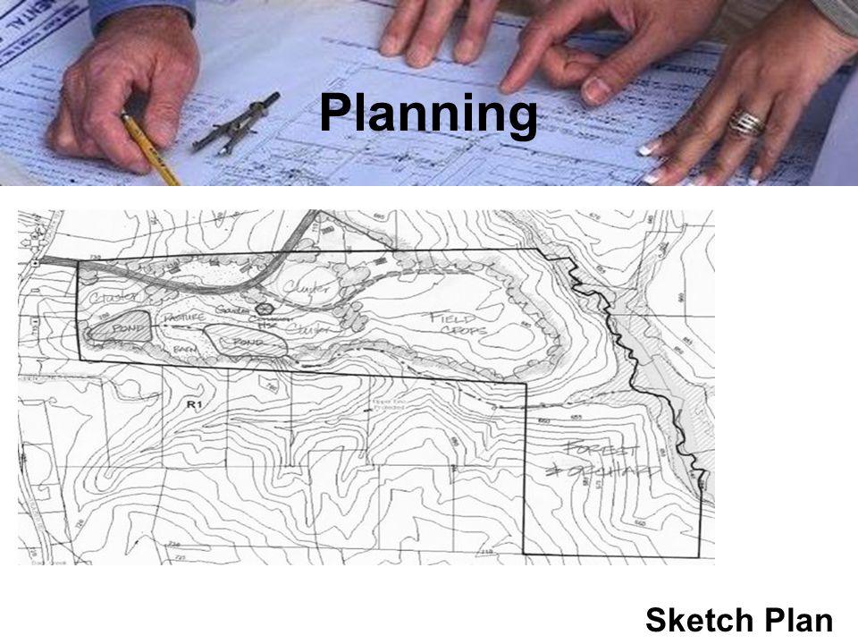 Planning Sketch Plan