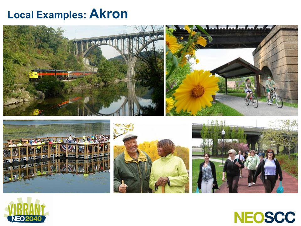 Local Examples: Akron