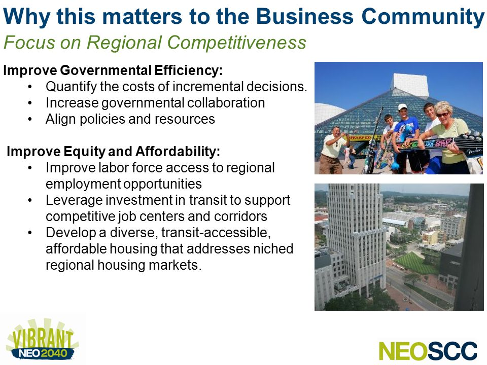 Focus new residential and commercial development on sites within established communities 1 Vision Recommendation