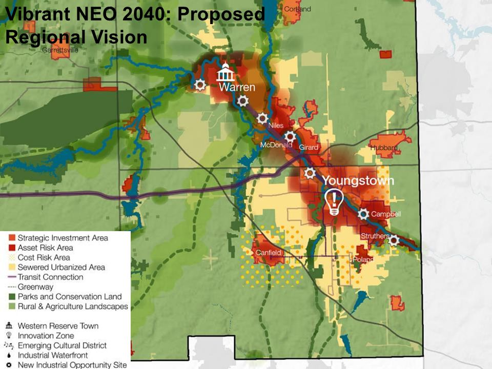 Vibrant NEO 2040: Proposed Regional Vision