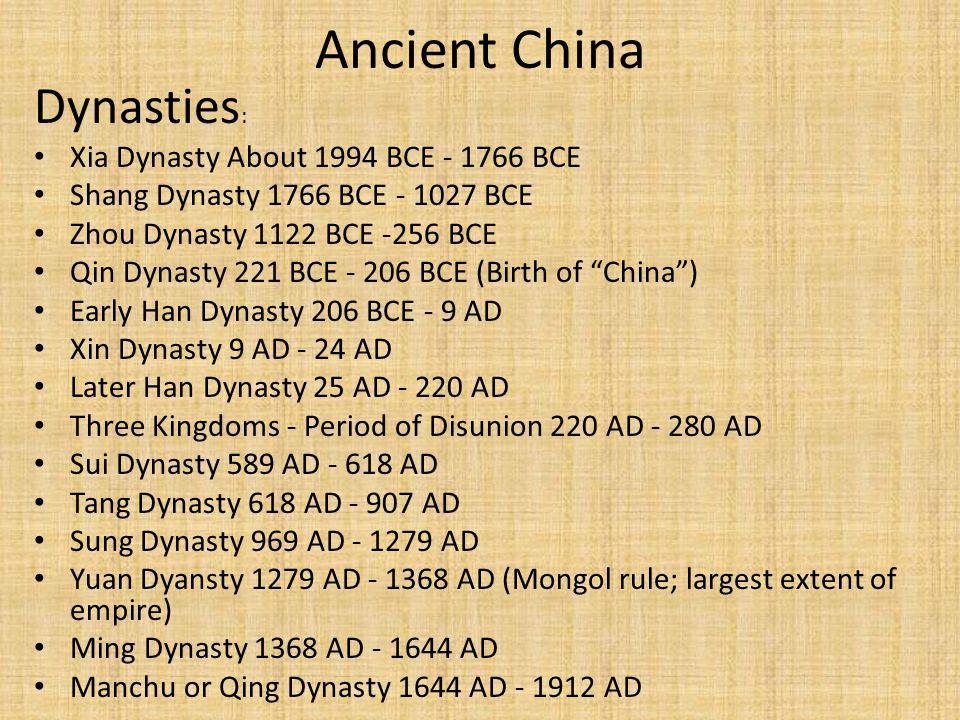 Terra Cotta Army: Qin Dynasty