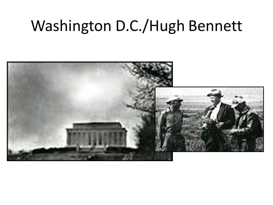 Washington D.C./Hugh Bennett
