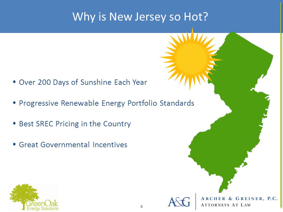 Why is New Jersey so Hot.