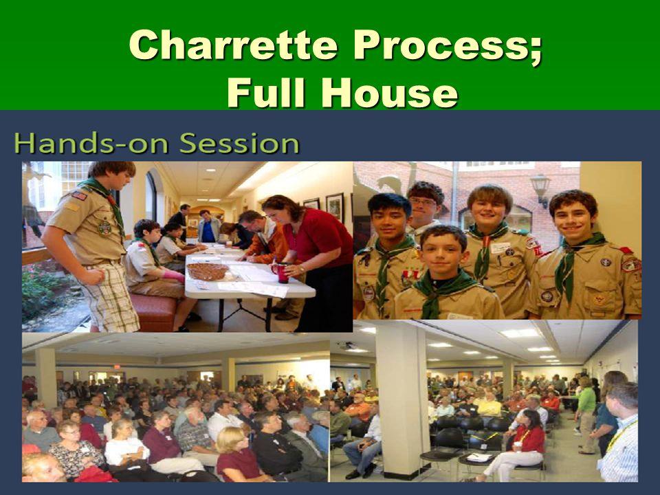 Charrette Process; Full House