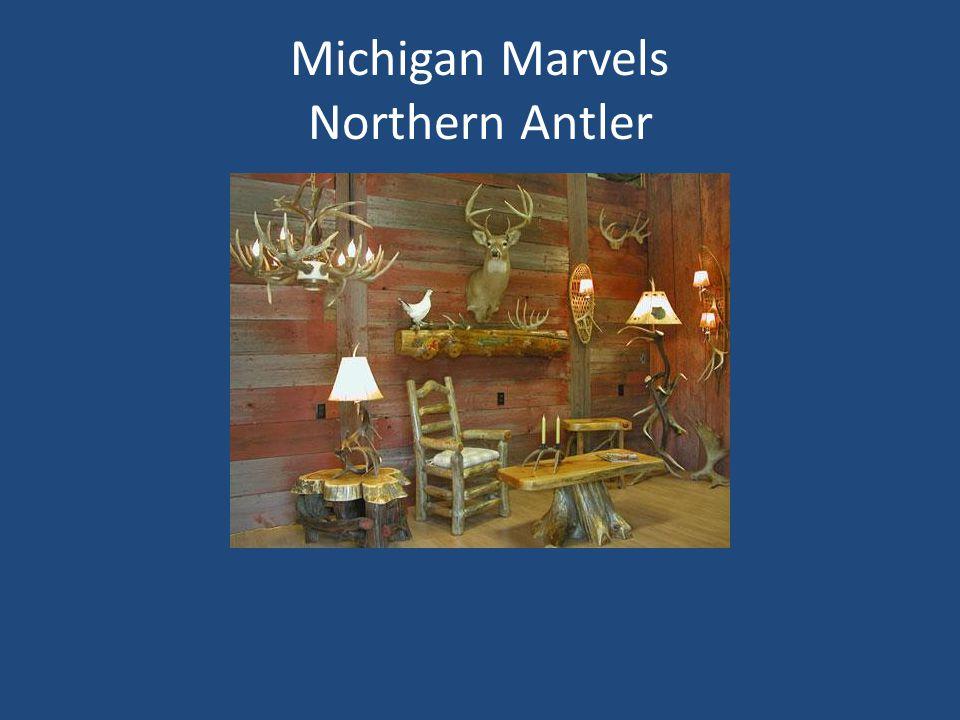 Michigan Marvels Northern Antler