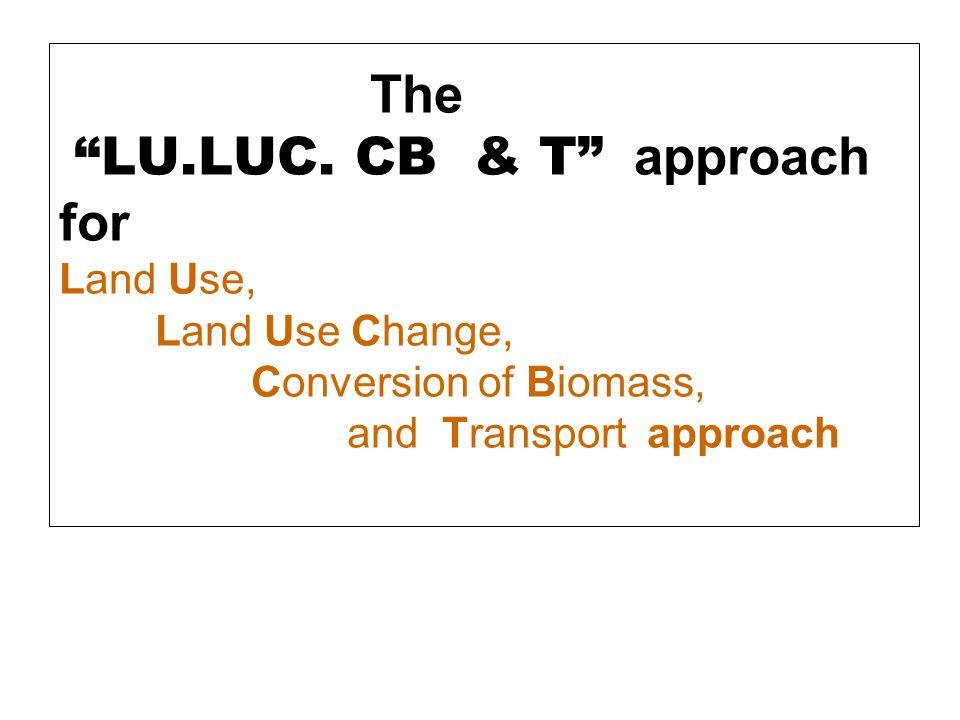 The LU.LUC.