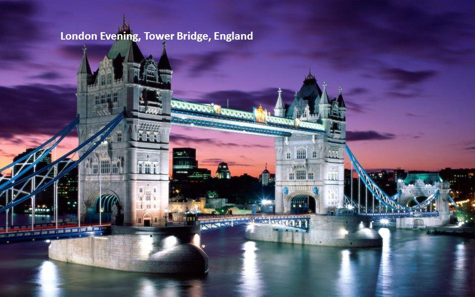 Light up the Night, Tower Bridge, London, England