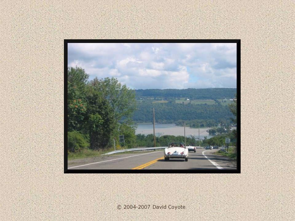© 2004-2007 David Coyote Well, Mr.