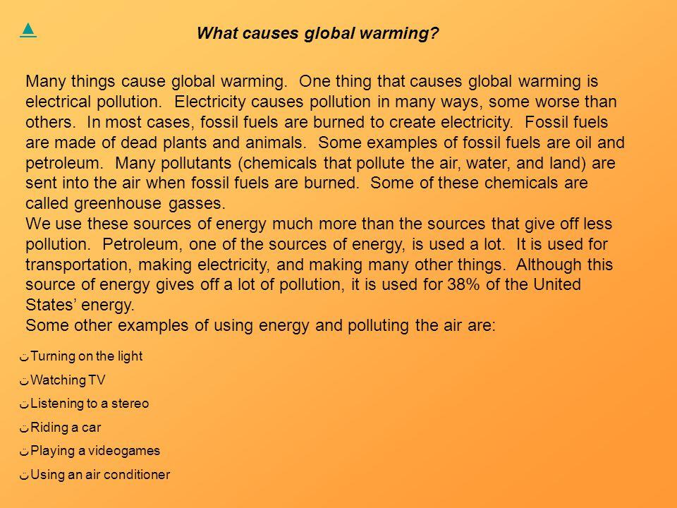 Pracę wykonała: Izabela Kujawska Uczennica klasy: 2E Angielski : Global Warming