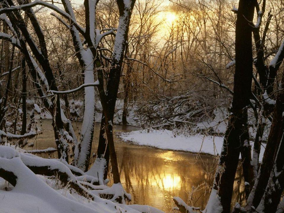 Harpeth River Winter Sunrise, Williamson County, Tennessee Harpeth River Winter Sunrise, Williamson County, Tennessee