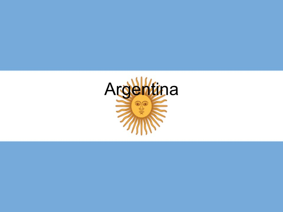 With a land area 1,068,302 square miles, Argentina is South America's second- largest country, after Brazil.