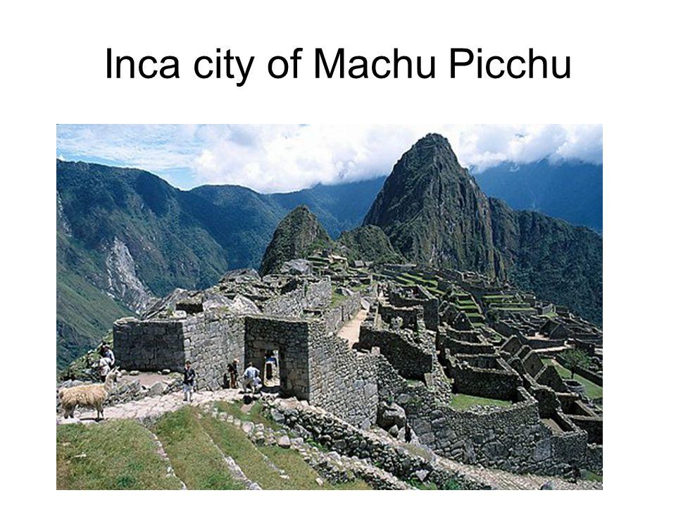 Incan Chieftan