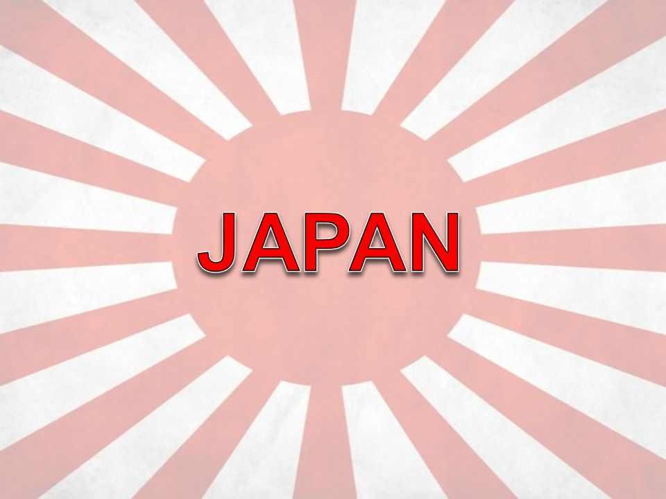 Japan What I know about Japan What I want to learn about Japan What I learned about Japan Refer to your Notes Packet