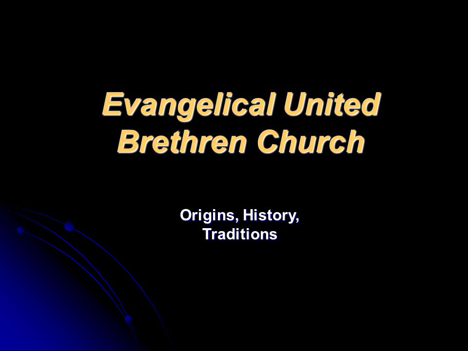 Great Split of 1889 By 1889, the United Brethren Church had grown to over 200,000 members, with six bishops and a full-blown denominational structure.