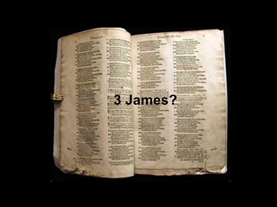 3 James