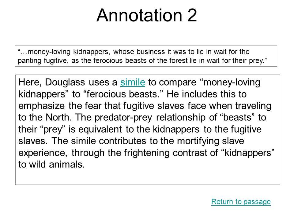 Alliteration Return to passage 1.