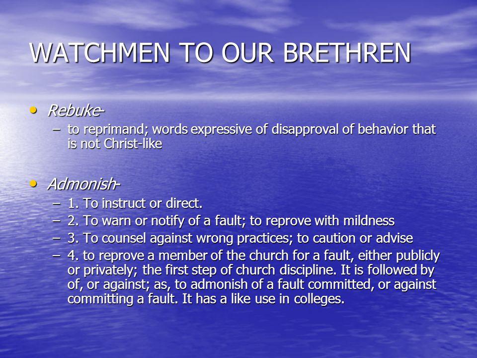 WHAT TYPE OF WATCHMEN ARE WE.Like Jonah?. Like Jonah?.
