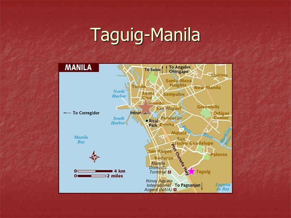 Taguig-Manila
