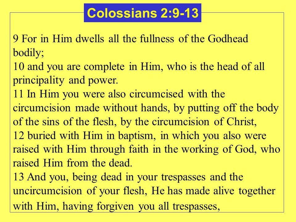 Outline of the Chapter I.Concern & Desire for Brethren (vv.