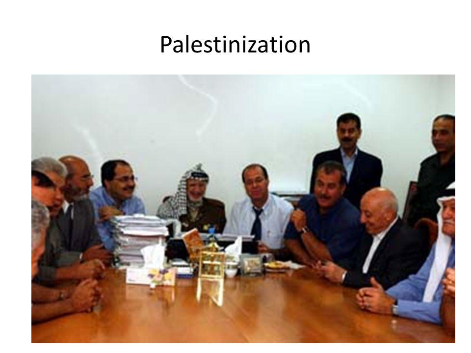 Palestinization