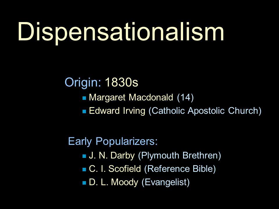 Four Views: Historic Premillennialism Postmillennialism Amillennialism Dispensational Premillenialism Millennium