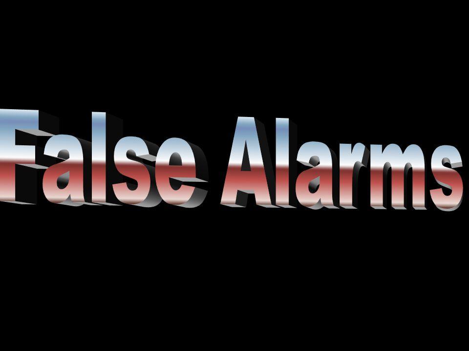 False Alarms