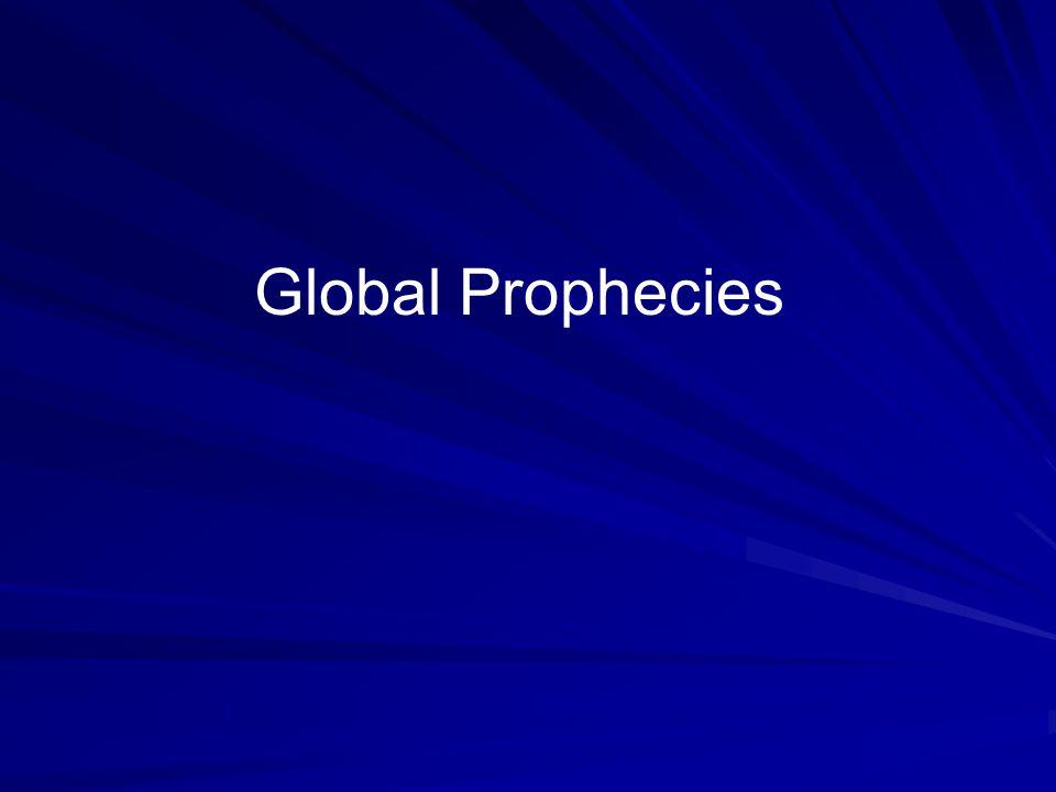 Global Prophecies