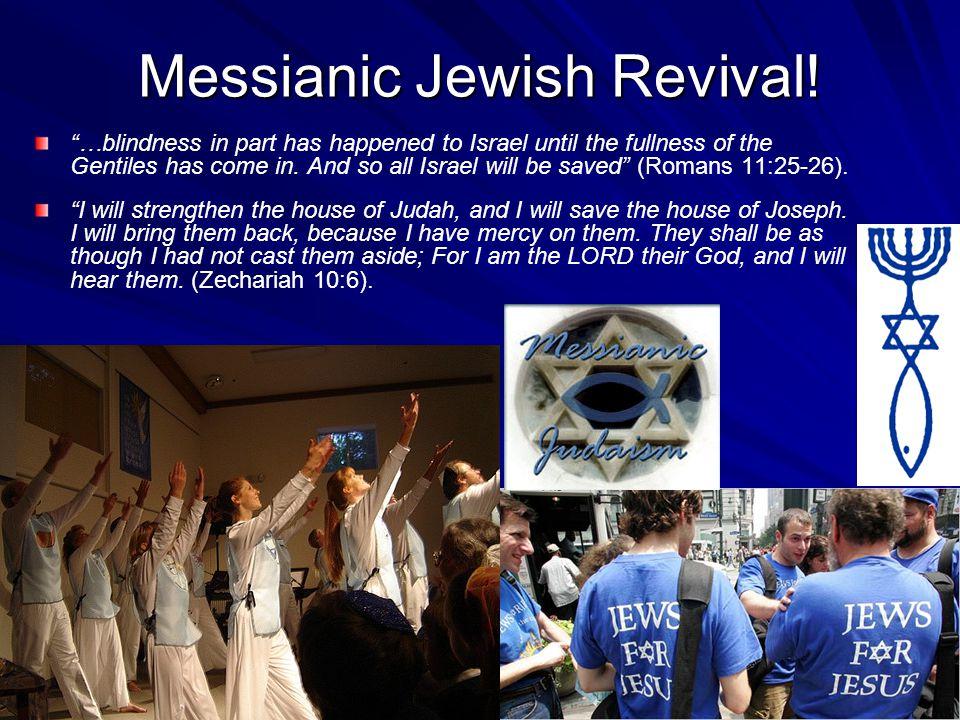 Messianic Jewish Revival.