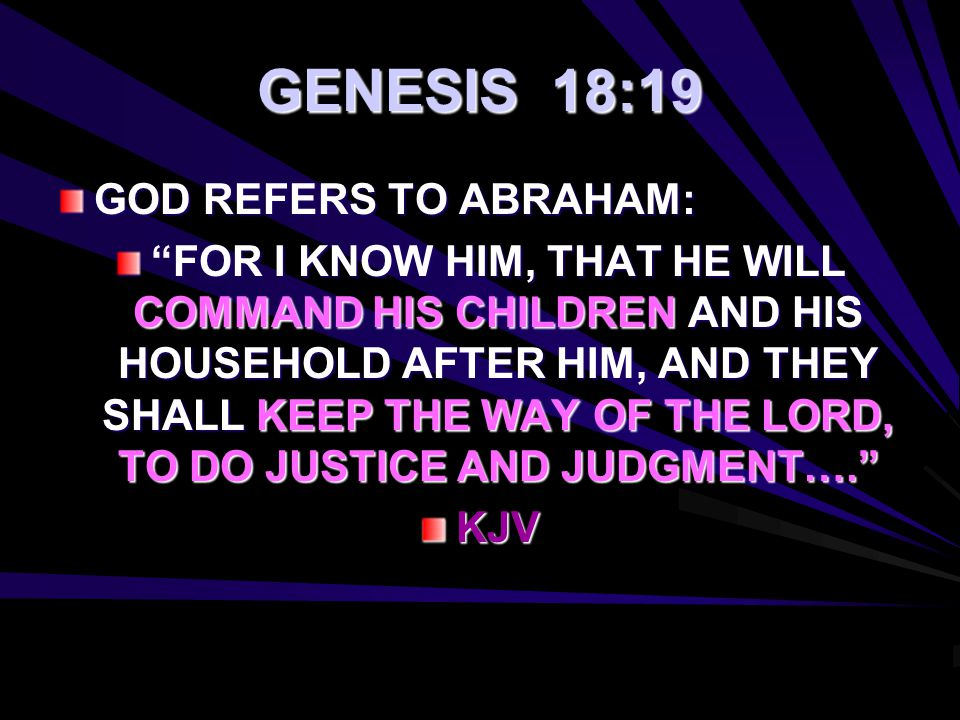 MORAL RELATIVISM: HOMOSEXUAL ITY IS AN ALTERNATIVE LIFESTYLE WHAT DOES THE GOD OF THE BIBLE SAY.