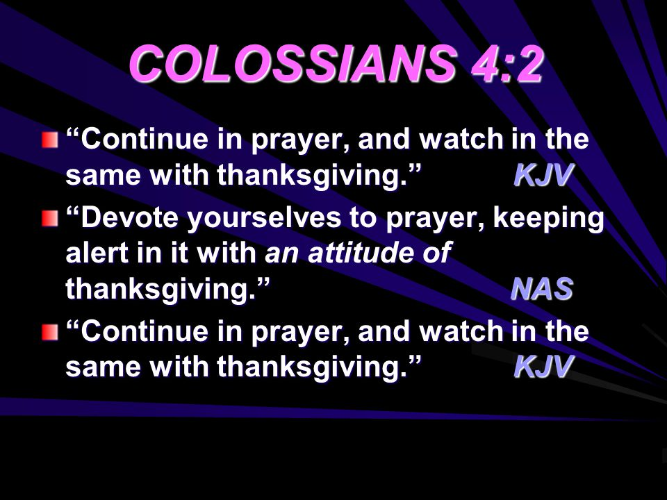 CHRISTIANS PRAY: Oh God, show me your will * so that I can consider it!
