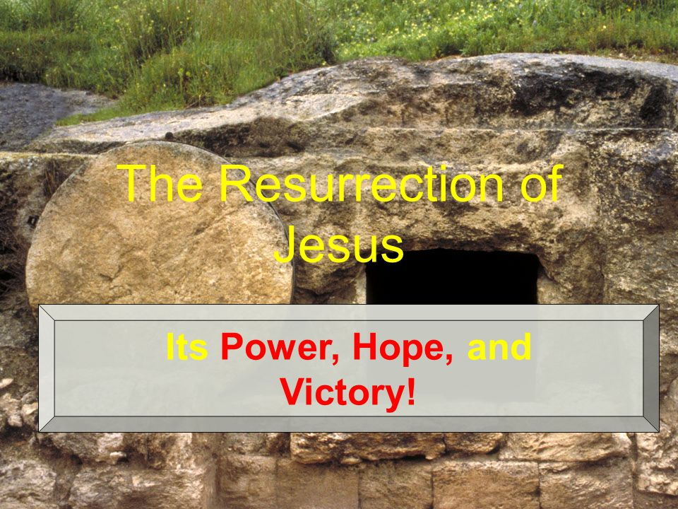 What transformed Paul.Resurrection Power.