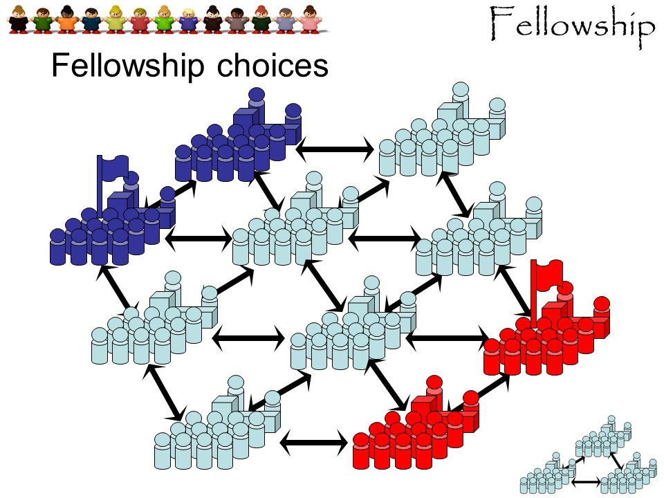 Fellowship Fellowship choices
