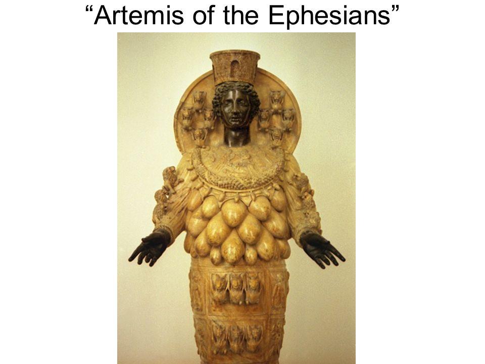 Artemis of the Ephesians