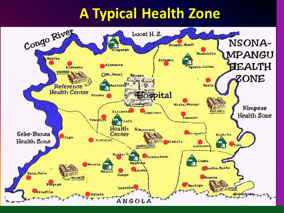 A Typical Health Zone