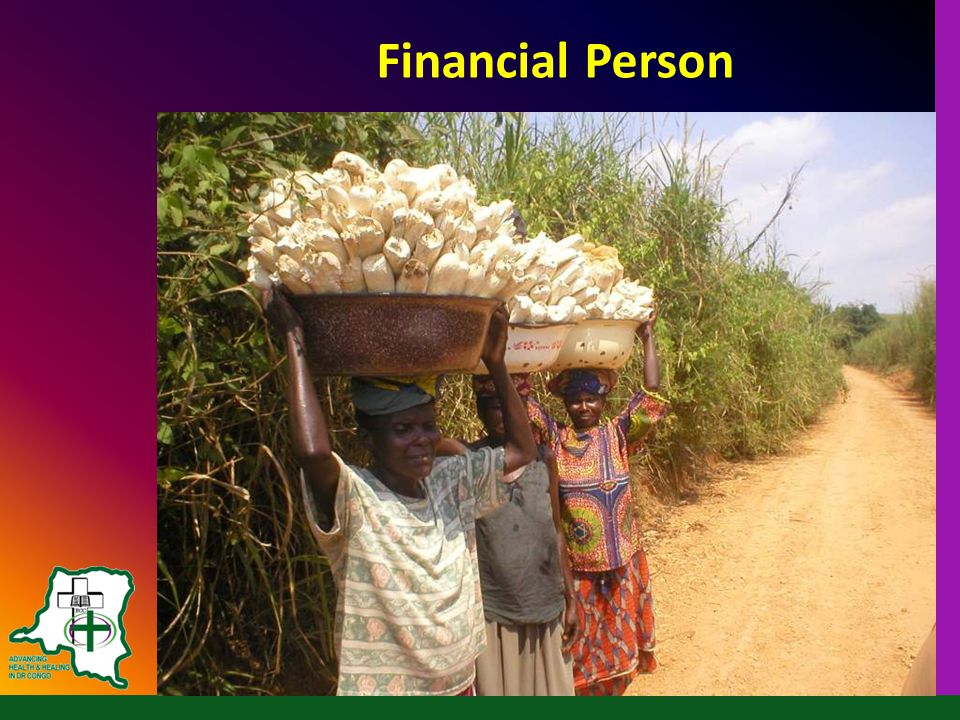 Financial Person