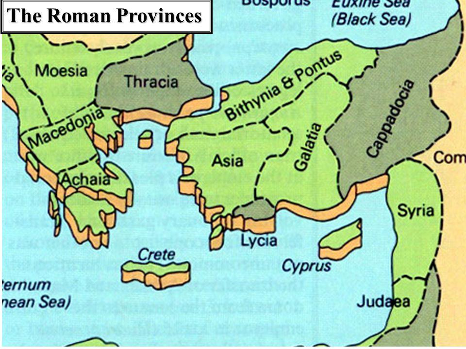 The Roman Provinces